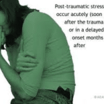 PTSD in woman