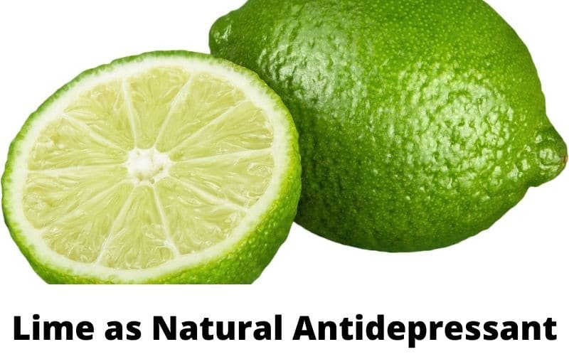 Lime as Natural Antidepressants