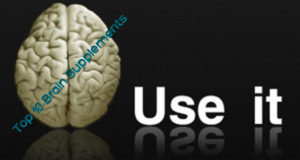 The Top 10 brain supplements