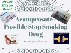 Acamprosate - Possible Stop Smoking Drug