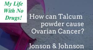 Talcum powder