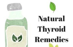 Natural Thyroid Remedies
