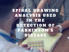 Spiral Drawing Analysis Used in the Detection of Parkinson's Disease