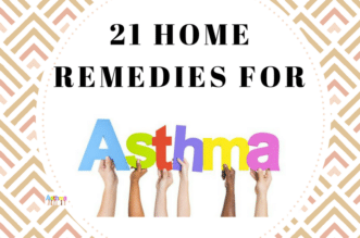 21 Home remedies for asthma