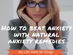 natural anxiety remedies