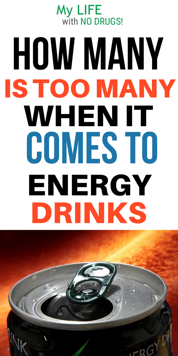 How many is too many when it comes to energy drinks ...