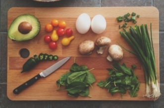 Meal prep to the rescue - eat healthy