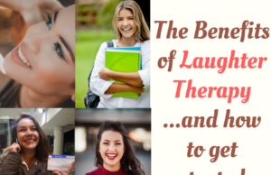The Benefits of Laughter Therapy ...and how to get started