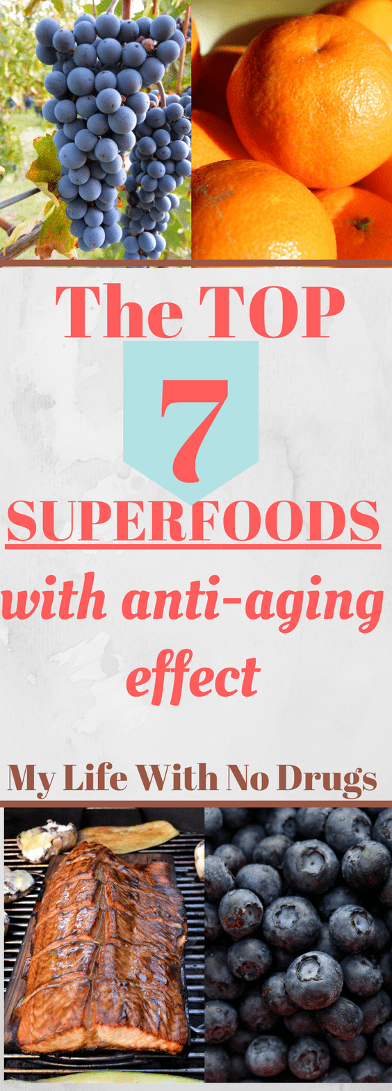 7 Superfoods with anti-aging effect #superfoods #antiaging #healthyfood #healthyeating #health #food #healthyeating #eating #dinner #food #cook #mealprep #fruit #nutrition #tips #breakfast #diet #health #healthyfood #foods #recipe #recipes