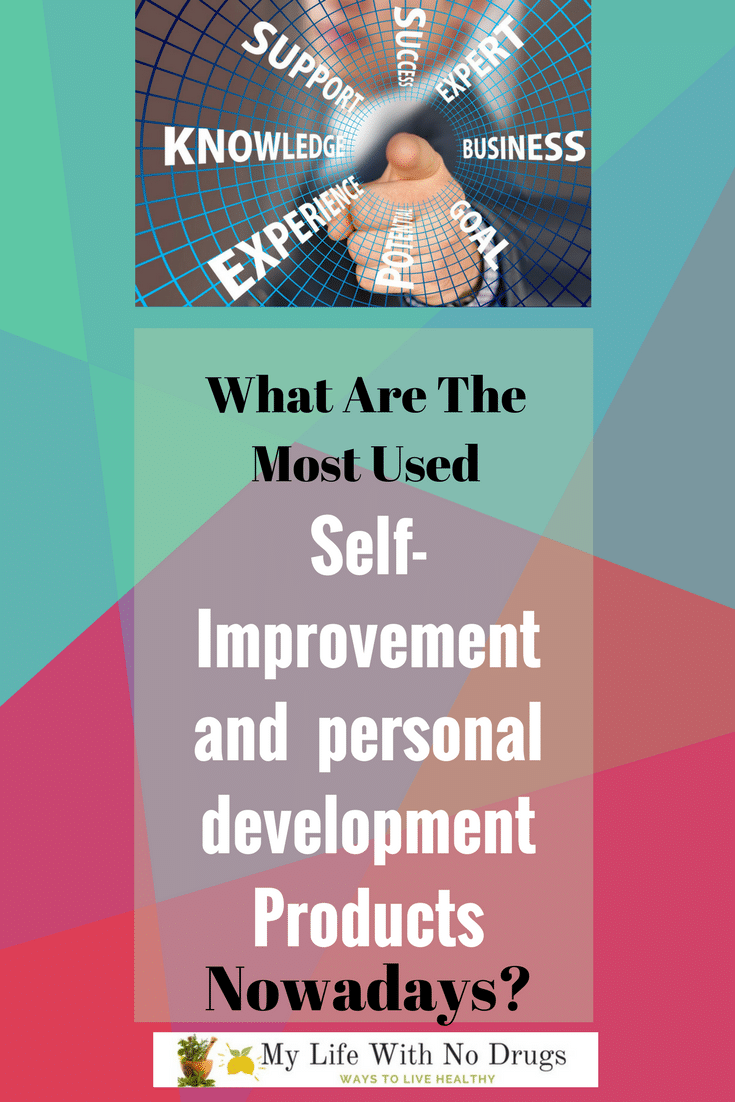 What Are The Most Used Self-Improvement Products Nowadays?