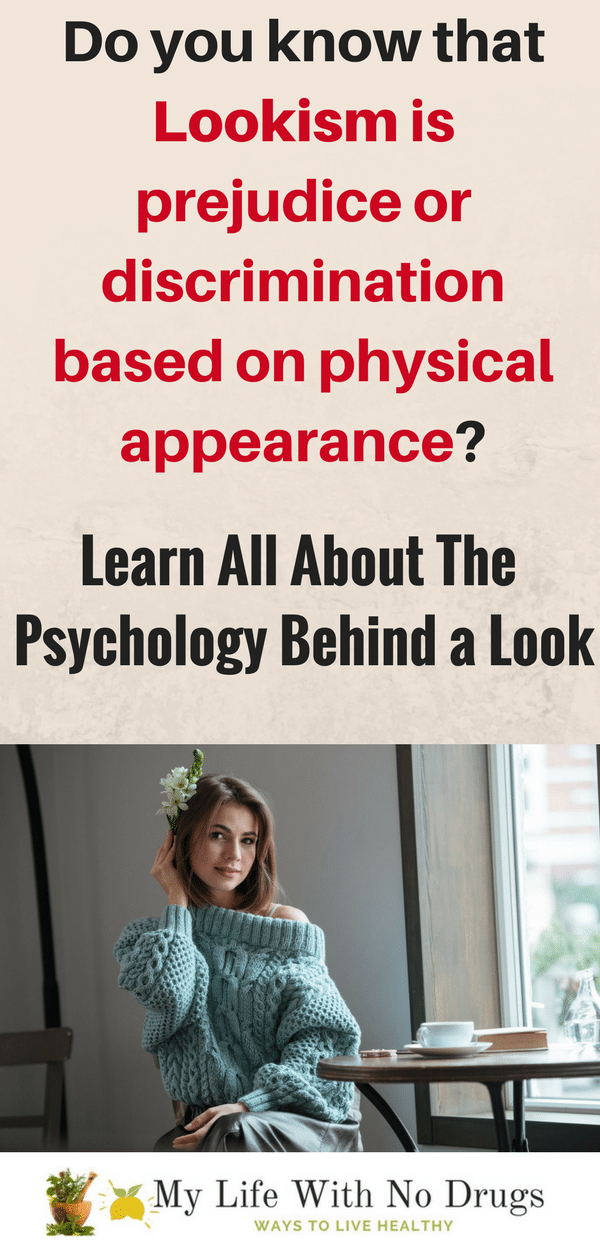 Psychology behind a Look | Lookism as a phenomenon | Attractiveness and well-being| #Psychology #Weapon #Weapons #Lookism #Attractiveness #well-being