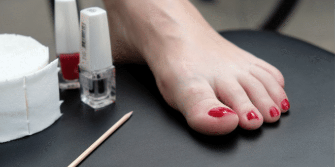 A Complete Guide for Pedicure At Home | pedicure diy at home | #AtHome #diy #Guide #repair #Guides #diys #Pedicure
