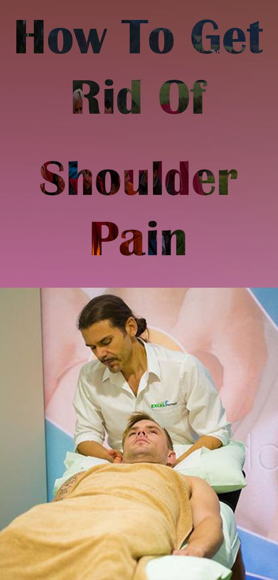How To Get Rid Of Shoulder Pain For Good, shoulder pain relief, #ShoulderPain #PainRelief #massage #shoulder