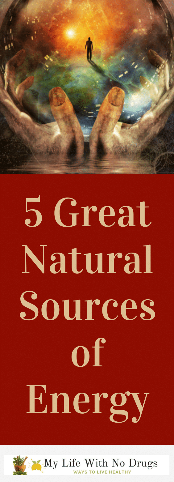 5 Great Natural Sources of Energy