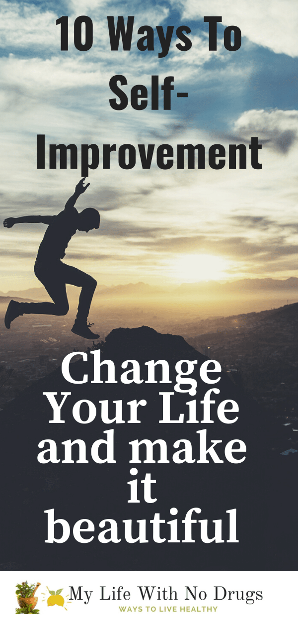 10 Ways To Self-Improvement