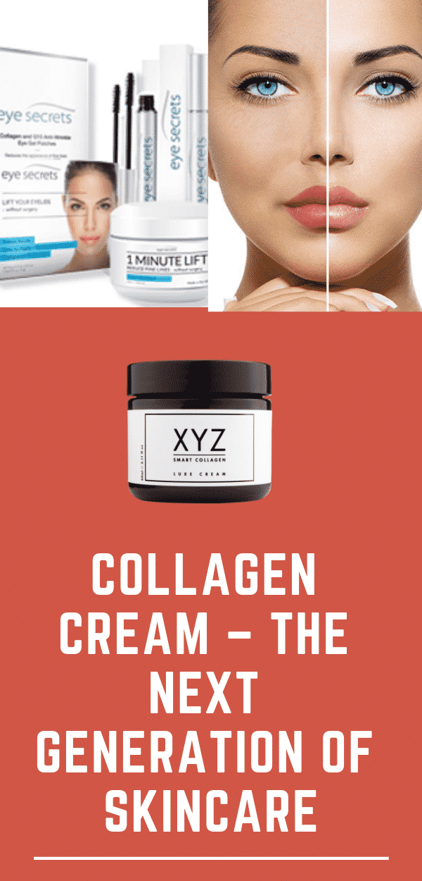 Collagen Cream – The Next Generation Of Skincare