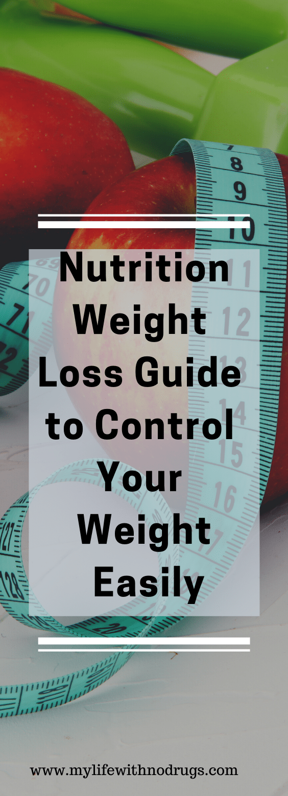 Nutrition Weight Loss Guide to Control Your Weight Easily , Nutrition Weight loss plan