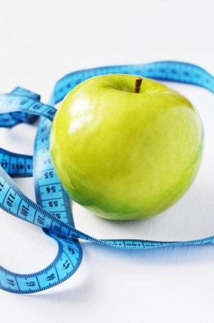 apple to lose weight naturally