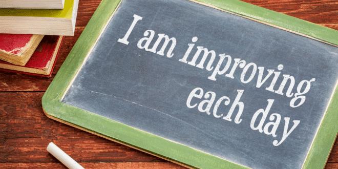 self improvement tips