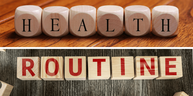 5 Health Routines You Need to Adopt ASAP
