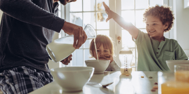 Milk and Health In Adults And Kids