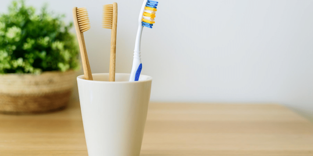 Change Your Tooth Brush Once Every Three Months