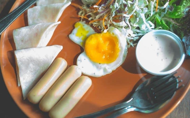 Eat Breakfast in the Mornings