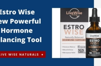 Estro Wise – Powerful Hormone Balancing Tool – from Live Wise Naturals