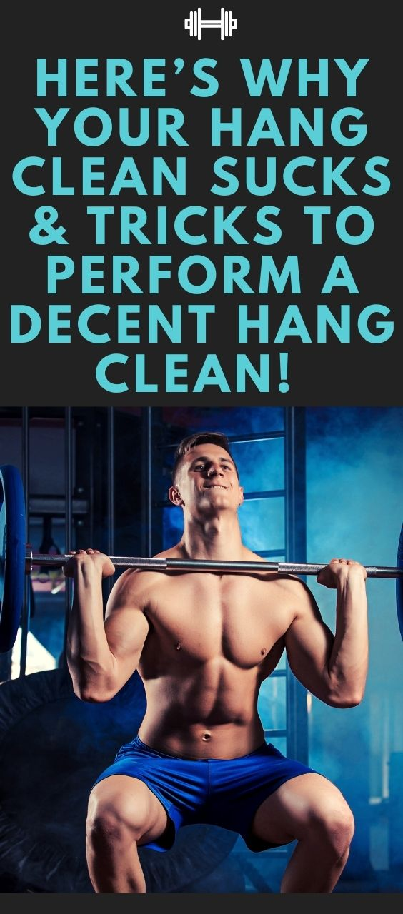 Tricks to Perform a Decent Hang Clean!