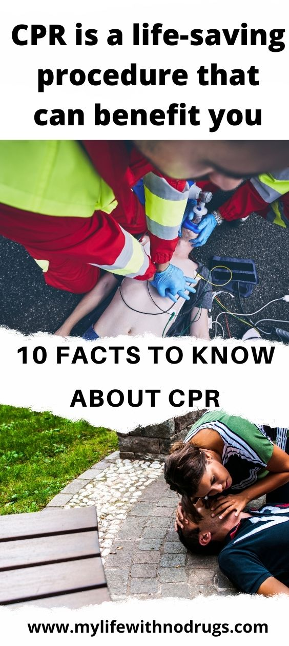 10 Facts to Know About CPR