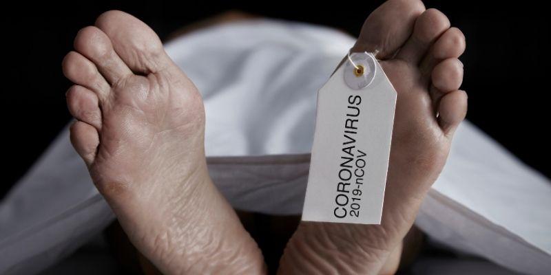 coronavirus death rate