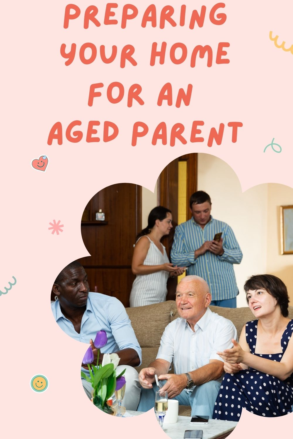 Preparing Your Home for an Aged Parent
