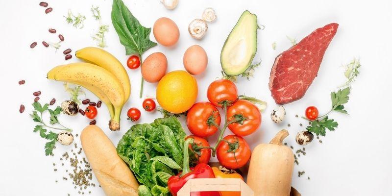 Holistic Health Tips Healthy food