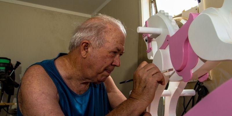 Hobbyfor elderly