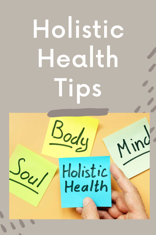 Holistic Health Tips
