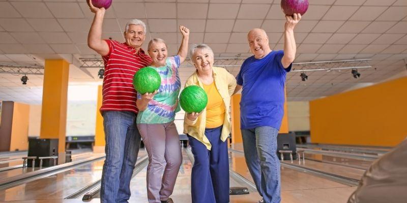 Local Club for elderly