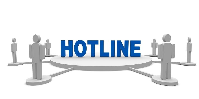 support hotlines for lonely seniors